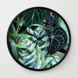 CONSERVATORY XIII Wall Clock