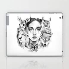 Tangled Existence (Spirit Animals) Laptop & iPad Skin