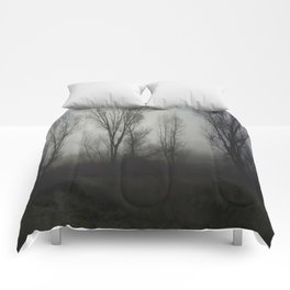Foggy Morning Comforters