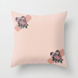 Floralia Throw Pillow
