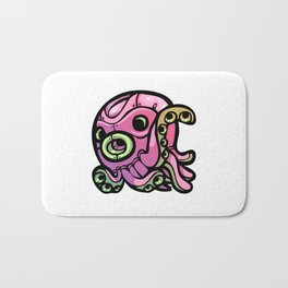 Pink Gorilla X Enfu Octopus Mech Bath Mat