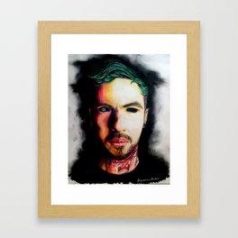Anti Framed Art Print