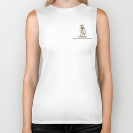 Chicago Dog Apparel (Small Image) Biker Tank