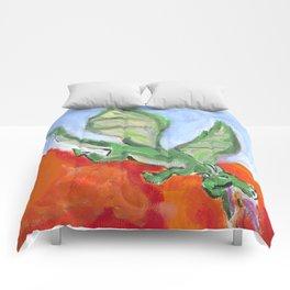 Fire Breathing Dragon Comforters
