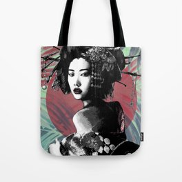Suspended Time Tote Bag