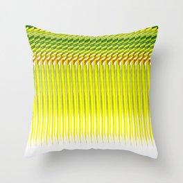 Coconut Palm Maldives 2 Throw Pillow