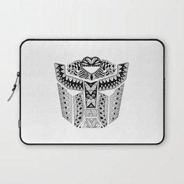 Autobot Mandala Laptop Sleeve