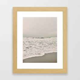 Mornings with Venice Two Framed Art Print
