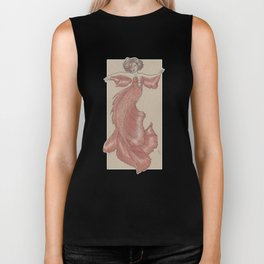 Dancing Mermaid Biker Tank