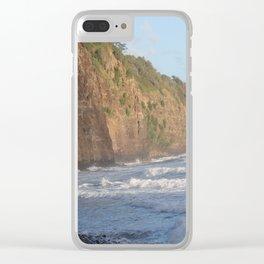 Makai Clear iPhone Case