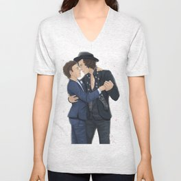 I'd Marry you Harry Unisex V-Neck