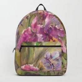 ORCHID PURPLES/ LILAC PILAR VAZQUEZ Backpack