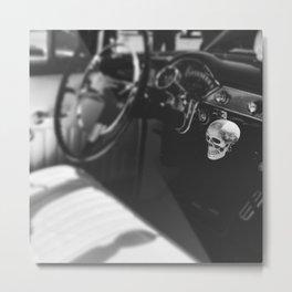 For the love of skulls Metal Print