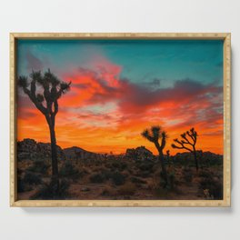 Joshua Tree Parc National Serving Tray