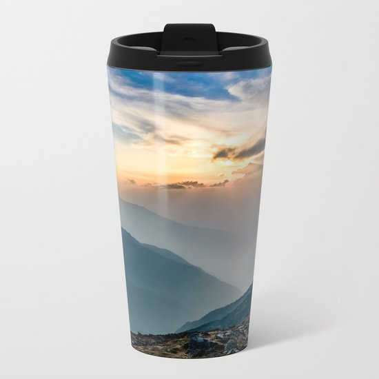 Adventures Metal Travel Mug