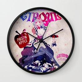 Les Femmes Cirque Wall Clock