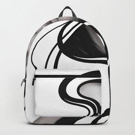 Girl Portrait Backpack