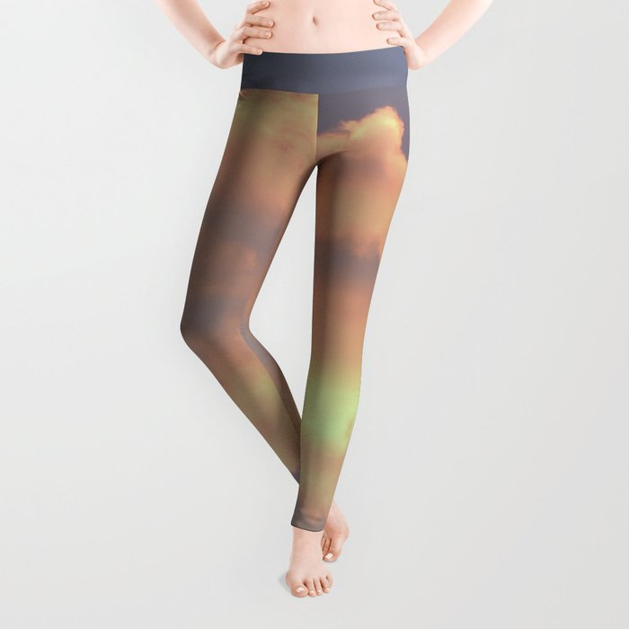 Serenity Rose Mt Sunrise Leggings