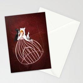 La Cage Ouverte Stationery Cards