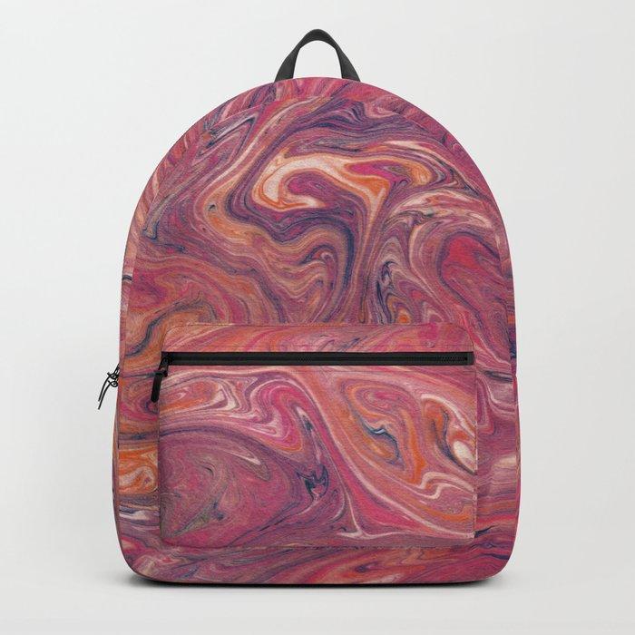 Suminagashi 05 Backpack