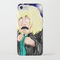 sia iPhone & iPod Cases featuring Sia Marsh by Eric Holopainen