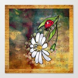 Ladybug_3 Canvas Print
