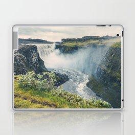 Dettifoss Laptop & iPad Skin