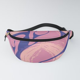 Abstract V. - women figurative Fanny Pack