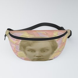 The Pastel Fog Lady Fanny Pack