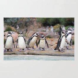 Reservoir Penguin's Rug