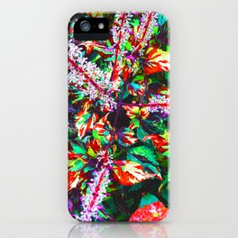 Shrubs iPhone Case
