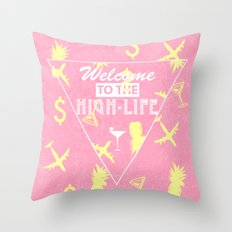 High-Life | Originals Throw Pillow