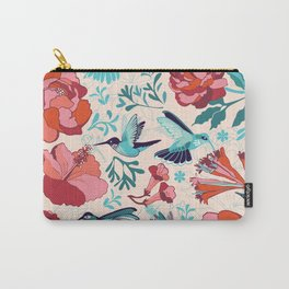 Hummingbird summerdance Carry-All Pouch