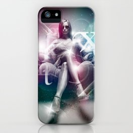 Graphique iPhone Case