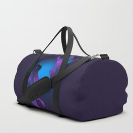 Galaxy Fish Duffle Bag
