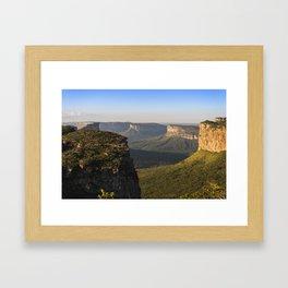 Chapada Framed Art Print