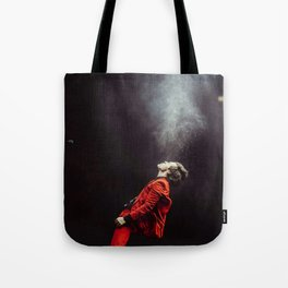 Harry on stage #1 Tote Bag