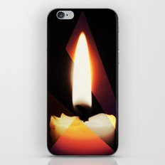 Tri-Flame iPhone & iPod Skin