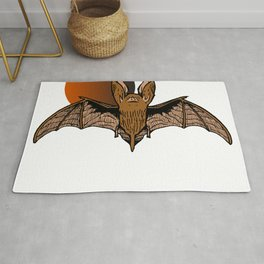Ronald the Bat Rug