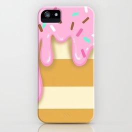 Strawberry Yum Yum iPhone Case