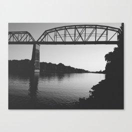 Cumberland River Canvas Print