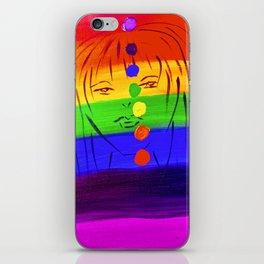 Unbalanced Chakra iPhone Skin