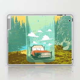 DREAM BOTTLE Laptop & iPad Skin