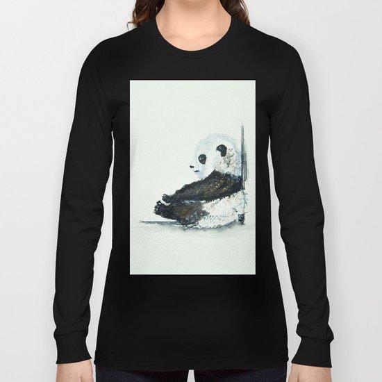 little panda Long Sleeve T-shirt