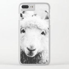 SHEEP III / Ireland Clear iPhone Case