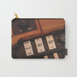 Hammond Switches / Knobs Carry-All Pouch