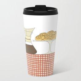 have a fika with me Metal Travel Mug