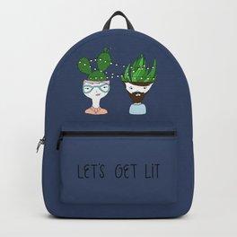 Let's Get Lit Backpack
