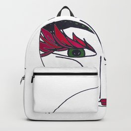 roundface darling Backpack