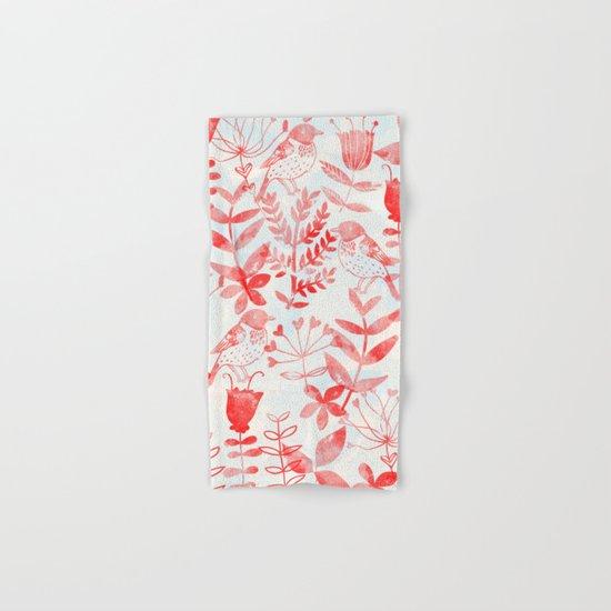Botanical Garden III Hand & Bath Towel